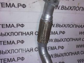 Приемная труба с гофрой Пежо боксер 2.2-2.3 PEUGEOT BOXER III 2006-2011