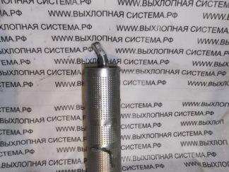 Глушитель (задняя часть) Выхлопной системы Пежо 206 1.1-1.6 PEUGEOT 206 1.4I