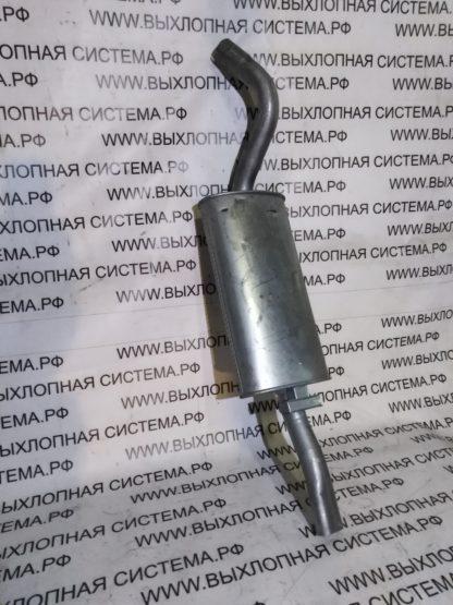 Глушитель (задняя часть) Выхлопной системы Ауди 80 б-3 Глушитель AUDI 80 1.6-1.8 86-91г.