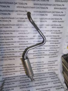 Резонатор (средняя часть выхлопной системы) Сааб 900 2.0-2.3 turbo SAAB 900 2.0-2.3 TURBO
