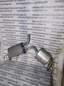 Глушитель (задняя часть выхлопной системы) Опель Сигнум 2.2 OPEL SIGNUM 2.2