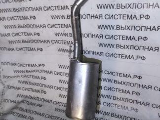 Глушитель (задняя часть выхлопной системы) Ниссан Ноут 1.6 Глушитель NISSAN NOTE 1.6