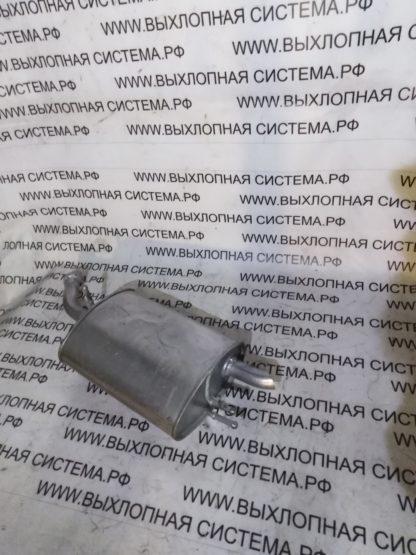 Глушитель (задняя часть выхлопной системы) Шевроле Спарк 1.0 2010- CHEVROLET SPARK 1.0 2010-