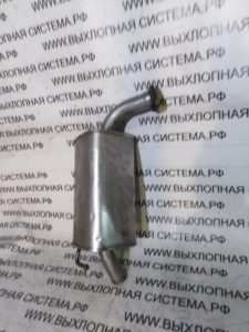 Глушитель (задняя часть выхлопной системы,левоя) Мазда 6 2.0-2.3 Глушитель MAZDA 6 2.0-2.3