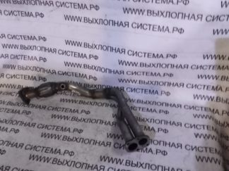 Приемная труба с гофрай (штаны) Фиат Мареа 1.6 16v FIAT MAREA 1.6 16V