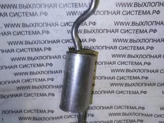 Глушитель (задняя часть выхлопной системы) Рено Симбол 1.4-1.6 16V Глушитель RENAULT SYMBOL 1.4I 16V-1.6 16V