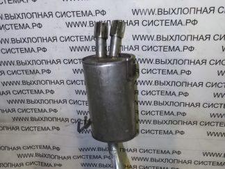 Глушитель (задняя часть выхлопной системы) Пежо 807 3.0i Глушитель PEUGEOT 807 3.0