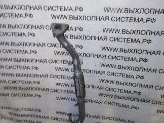 Приемная труба глушителя (передняя труба от катализатора к резонатору с гофрой) Ниссан Альмера N16 1.5-1.8 00-04 NISSAN ALMERA 1.5-1.8