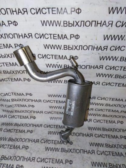 Глушитель (задняя часть выхлопной системы,левая) Шевроле Каптива CHEVROLET CAPTIVA