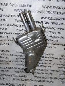Глушитель (задняя часть выхлопной системы) Опель Вектра Б 2.5i V6 Глушитель OPEL VECTRA B 2.5I V6
