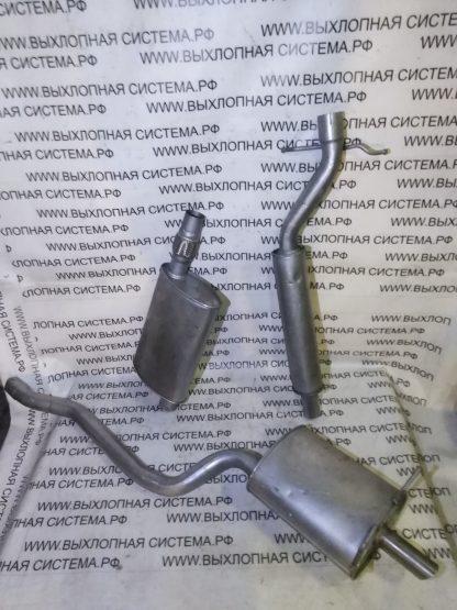 Выхлопная система Крайслер Пацифика 3.5 CHRYSLER PACIFICA 3.5