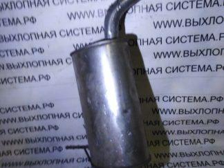 Глушитель (задняя часть выхлопной системы) Пежо 407 PEUGEOT 407