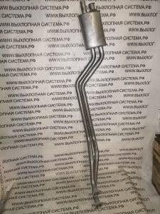 Приемная труба глушителя с пламегасителем (штаны) БМВ 520 Е34 М20 2.0 BMW 5 E34 2.0 01/1988 - 09/1990 520i