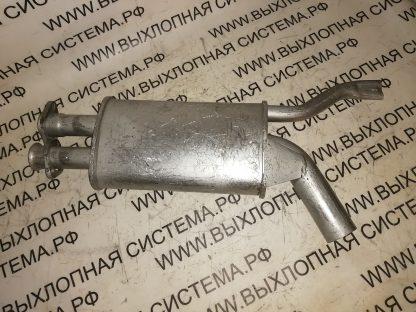 Резонатор (средняя часть выхлопной системы) БМВ 520 Е34 М20 2.0 BMW 5 E34 2.0 01/1988 - 09/1990 520i