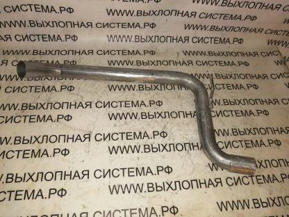Средняя труба глушителя от резонатора к глушителю Выхлопная система Форд Фокус 4 1.6 2011- FORD FOCUS IV 1.6 EcoBoost