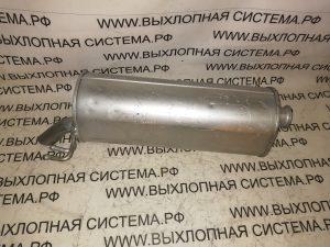 Глушитель (задняя часть выхлопной системы) Киа Венга 1.4-1.6 KIA VENGA 1.4-1.6 10/2009-05/2015