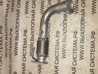 Приемная труба глушителя (передняя труба сгофрай) Хонда Аккорд 2.4i-16v 03- HONDA ACCORD 2.4i-16V 2003-