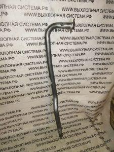 Приемная труба глушителя без пламегасителя (штаны) Дача Логан/Рено Логан 1.4-1.6 DACIA LOGAN/RENAULT LOGAN 1.4-1.6