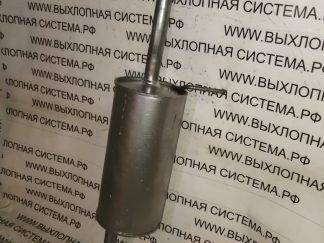Глушитель (задняя часть выхлопной системы) Дача Логан/Рено Логан 1.4-1.6 DACIA LOGAN/RENAULT LOGAN 1.4-1.6