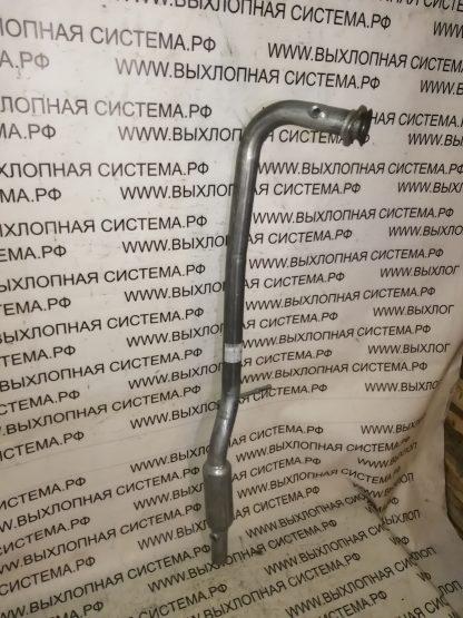 Приемная труба глушителя с пламегасителем (штаны) Дача Ларгус/Лада Ларгус 1.4-1.6 DACIA LARGUS/LADA LARGUS 1.4-1.6