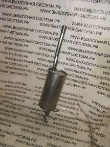 Глушитель (задняя часть выхлопной системы) Дача Ларгус/Лада Ларгус 1.4-1.6 DACIA LARGUS/LADA LARGUS 1.4-1.6