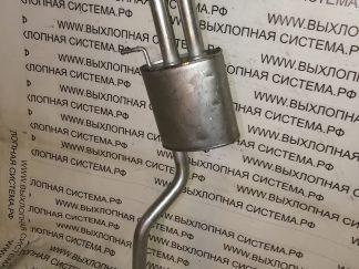 Глушитель (задняя часть выхлопной системы) Шкода Октавия 1.4 TSI SKODA OCTAVIA 1.4 TSI