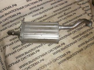 Глушитель (задняя часть выхлопной системы) Хонда ЦР-В 2.0i HONDA CR-VMK III 2.0iVtec 06-12