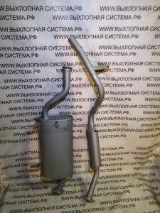 Выхлопная система Хендай Портер 2 HYNDAI PORTER II