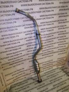 Приемная труба глушителя с пламегасителем (штаны) Мерседес С220-W202 D MERCEDES C220-W202 D