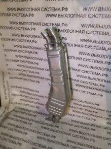 Глушитель (задняя часть выхлопной системы) БМВ 525 Е34 BMW 5 E34 2.5