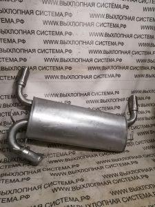 Глушитель (задняя часть выхлопной системы) Опель Антара 3.2 V6 OPEL ANTARA 3.2 3.2 V6