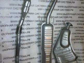Выхлопная система Опель Вектра Б OPEL VECTRA B 1.8-2.0 16V 95-02