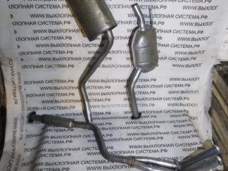 Выхлопная система Мерседес 190 W-201 1.8-2.3 84-93г. MERCEDES 190 1.8-2.3