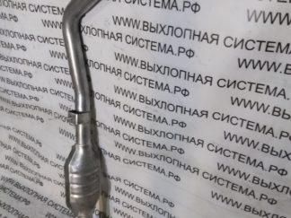 Приемная труба (штаны глушителя с пламегасителем,правая) Опель Омега В 2.5 94-00г. OPEL OMEGA B 2.5i