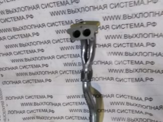 Приемная труба (штаны глушителя с гофрай) Шкода Октавия 1.6 55kw Глушитель SKODA OCTAVIA 1.6