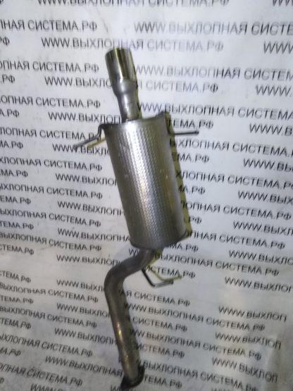Глушитель (задняя часть выхлопной системы) Субару Форестер 2.0S ТУРБО Глушители SUBARU FORESTER 2.0 S TURBO