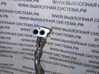 Приемная труба глушителя (передняя труба сгофрой) Выхлопной системы Шкода Октавия 1.6 55kw Приемная труба глушителя (передняя труба сгофрой) SKODA OCTAVIA 1.6