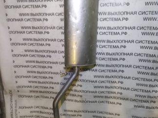 Резонатор (средняя часть выхлопной системы) Мазда МПВ 2.0 99-06 MAZDA MPV 2.0 99-06 г.
